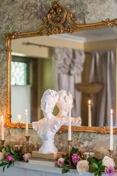 Old World Elegance on a Budget - Romantic Homes french country decorating country decorating bathroom country decorating on a budget country decorating colors country decorating kitchen Diy Home Decor Rustic, Romantic Home Decor, French Home Decor, Elegant Home Decor, Romantic Homes, Elegant Homes, Bedroom Romantic, Serene Bedroom, Pretty Bedroom