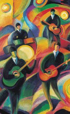Guillermo Martí Ceballos: The Beatles