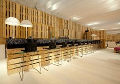 7 IKEA ARCO sala VIP por Teresa Sapey  barra