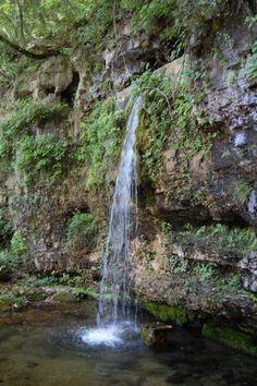 seMissourian.com: Blog: Falling Spring: The name says it all. Oregon County, Mo