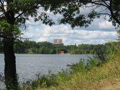 Lake Sag-St John's University, Collegeville MN