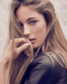 ELLE Denmark November 2016 Mathilde Goehler by Sean McMenomy