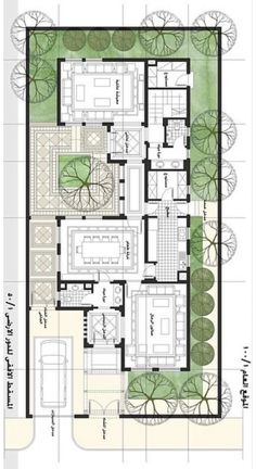 Free House Plans, Family House Plans, Small House Plans, Dream Home Design, Home Design Plans, House Design, Interior Architecture Drawing, Architecture Plan, House Plans Mansion
