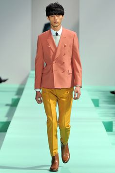Paul Smith Spring 2013 Menswear
