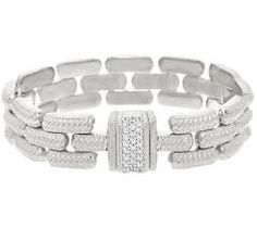 J 323995 Stampato bracelet with DMQ magnetic clasp