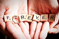 #wedding #photography #vervemedia Scrabble love
