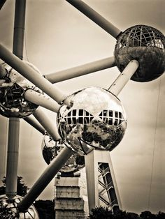 Atomium, Bruxelles 2005 by http://www.lab11-photography.be