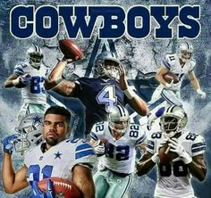 Dallas Cowboys!!!!                                                                                                                                                                                 More