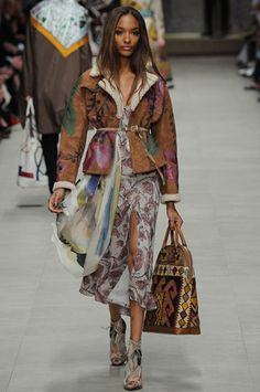 Burberry Prorsum Fall 2014 Ready-to-Wear Collection Slideshow on Style.com  The jacket...