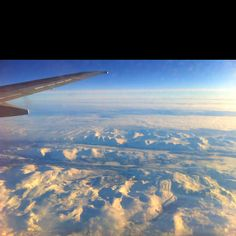 Flying North