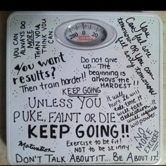 great way to encourage your weight loss attempts