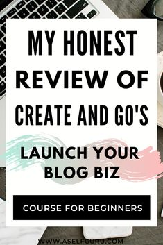 Become a six-figure blogger with Create and Go. Learn how to build, launch, and monetize your blog just like I did! Here's an honest course review of the Launch Your Blog Biz course and how it helped me launch my blog in just 7 days with my full-time job! Click to know how to start your blog and get a free gift from me #createandgoreview #launchyourblogcourse #howtostartablog #startingablog #stepbystepbloggingforbeginners #makemoneyblogging Creating A Business, Business Tips, Make Money Blogging, Make Money Online, Course Review, Affiliate Marketing, Content Marketing, Best Blogs, Work From Home Jobs