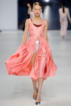 Christian Dior Resort 2014 Collection Slideshow on Style.com