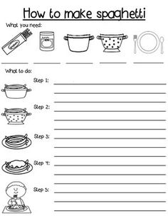 written procedure template - 1000 images about writing ideas on pinterest procedure