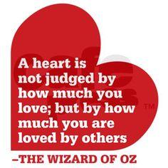 Wizard of Oz - Heart