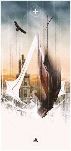 Assassin's Creed Poster - Luke Butland