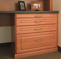 Deco file drawer