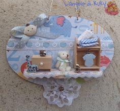 L'angolo di kuky!: Piccole miniature, la cameretta.......
