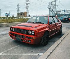 Lancia Delta, My Dream Car, Dream Cars, Automobile, Gt Turbo, Rally Car, Rally Racing, Top Cars, Modified Cars