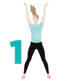 Totta se on: HIIT-pikajumppa korvaa tunnin ahertamisen salilla. Mutta jumpata pitää kovempaa kuin koskaan ennen. Tabata, Cardio, Gym Workouts, Pilates, Maternity, Health Fitness, Sporty, Pants, Beauty