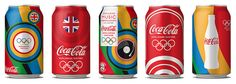 Coca Cola London 2012. by MWM Graphics, via Flickr