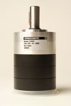 Groschopp's I-Series Planetary Gearbox. For more products visit http://www.groschopp.com