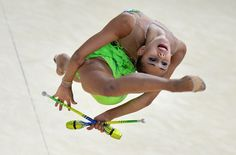 Mamun continues impressive form with double gold at FIG Rhythmic World Cup in Kazan