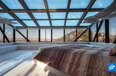 There are no bad views in this Arizona bedroom.