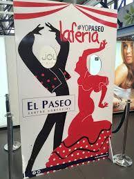 Resultado de imagen de photocall flamenco