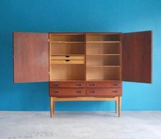 Shop for Design - Deens design vintage highboard buffetkast Mogens Kold