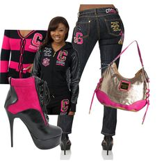 Coogi Outfit, created by mz-meredith.polyvore.com