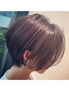 Short Cropped Hair, Short Hair Cuts, Tomboy Hairstyles, Hairstyles Haircuts, Shot Hair Styles, Long Hair Styles, Crop Hair, Haircut And Color, Cool Haircuts