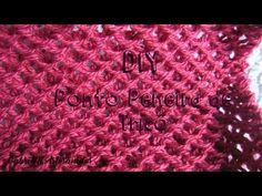 Hilda Eroles - vídeo 13 - ponto de laçada #1 - YouTube