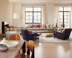 Spacious West Village Loft in NYC - The Décor Magazine