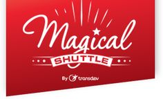 Magical Shuttle shuttle bus service between airports and disneyland paris