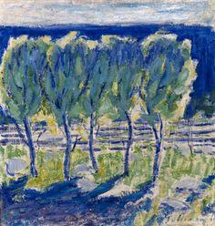 Näyttely kertoo Tyko Sallisen (1879–1955) tarinan suomalaisen maalaustaiteen ja ekspressionismin kärkinimenä. Näyttely koostuu 50 maalauksesta keskittyen Sallisen merkittävimpään tuotantoon 1910-luvulle. Mukana on myös taiteilijan ensimmäisen vaimon Helmi Vartiaisen sekä taiteilijaparin tyttärien Tajun ja Evan teoksia.