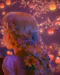 Walt Disney Princesses, Disney Rapunzel, Princess Rapunzel, Flower Phone Wallpaper, Wallpaper Iphone Disney, Princess Aesthetic, Disney Aesthetic, Disney Icons, Pinturas Disney
