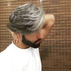 #instagram #hair #hairman #hairmenstyle #mancut #style #styleman #stillo…