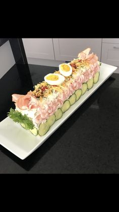 Appetizer Recipes, Dessert Recipes, Appetizers, Desserts, Sandwiches, Fika, Cobb Salad, Food And Drink, Cooking Recipes