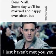 true. Love the fact it uses Buble since he's Niall's favorite