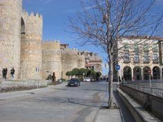 ÁVILA-Espanha