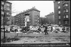 Gerd Danigel - Gudvangerstr., 1990, Prenzlauer Berg