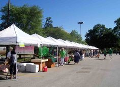Don't miss the Grogan's Mill Farmer's Market every saturday, year-round, from 8am to noon!