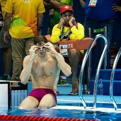 Bugün işinizi daha çok sevin. Yüzme olimpiyatlarında cankurtaran olmak da var :) #çarşamba #motivasyon #loveyourjob #işhayatı #work #rio2016 #olimpiyat