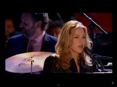 ▶ Diana Krall - Look Of Love (Live In Paris) - via YouTube - Krall is underrated by far.  Such beautiful music.