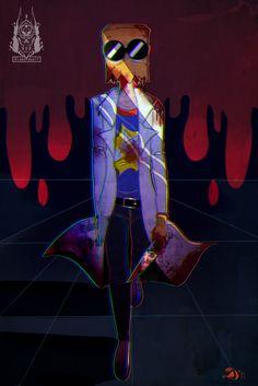 Hi! If you're still taking villainous requests,... - Diamondwolf