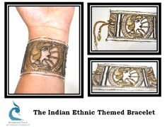 Heya Arpita here, and this is my entry, The Indian Ethnic Themed Bracelet, for the Big Henna Contest 2015. This design is inspired from Indian Art and Culture. Now do not wait if you like the design and idea.. DO vote my entry by pin it/like it/ re pin...  Need your Love and Blessings... <3