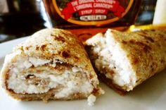 Kokosovo - tvarohové palačinky Mille Crepe, Crepes, Dutch, Pancakes, Recipies, Bread, Baby, Recipes, Dutch People
