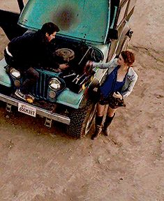 """I will never leave this jeep you hear my Lydia never"" -stiles"