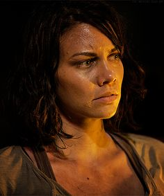 """See 'The Walking Dead' Season 5 Photos """"Four Walls and a Roof"""" Episode 503 Lauren Cohan as Maggie Greene Walking Dead Season 6, The Walking Dead 3, Dead Still, Maggie Greene, Steven Yeun, Lauren Cohan, Fourth Wall, Stuff And Thangs, Staying Alive"""